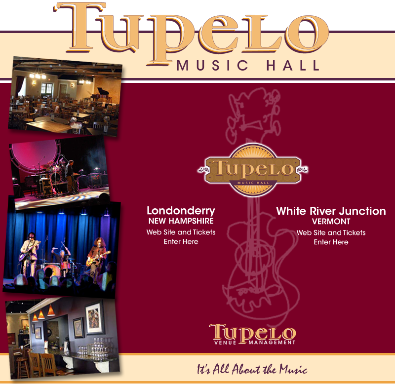 Welcome to Tupelo Music Hall